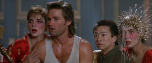 Big Trouble Little China Auspicious GroundSpring BaZi