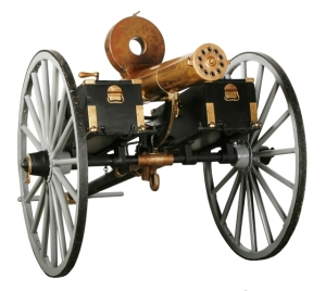 Gatling Gun BaZi GroundSpring