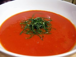 GroundSpring Healing Center BaZi Acupuncture Tomato Soup